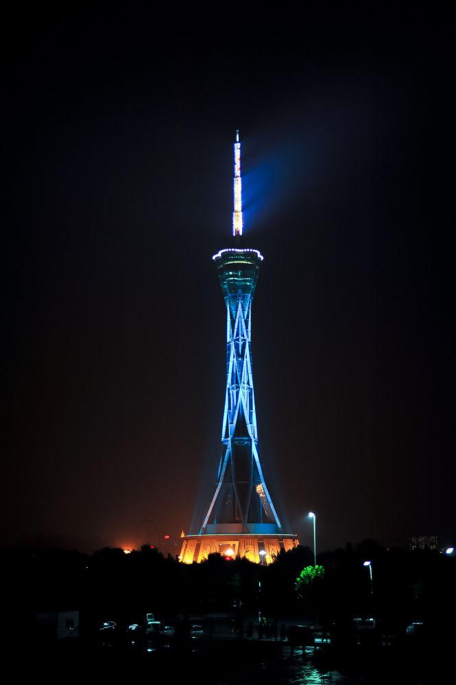 برج التلفزيون تشو يوان، الصين