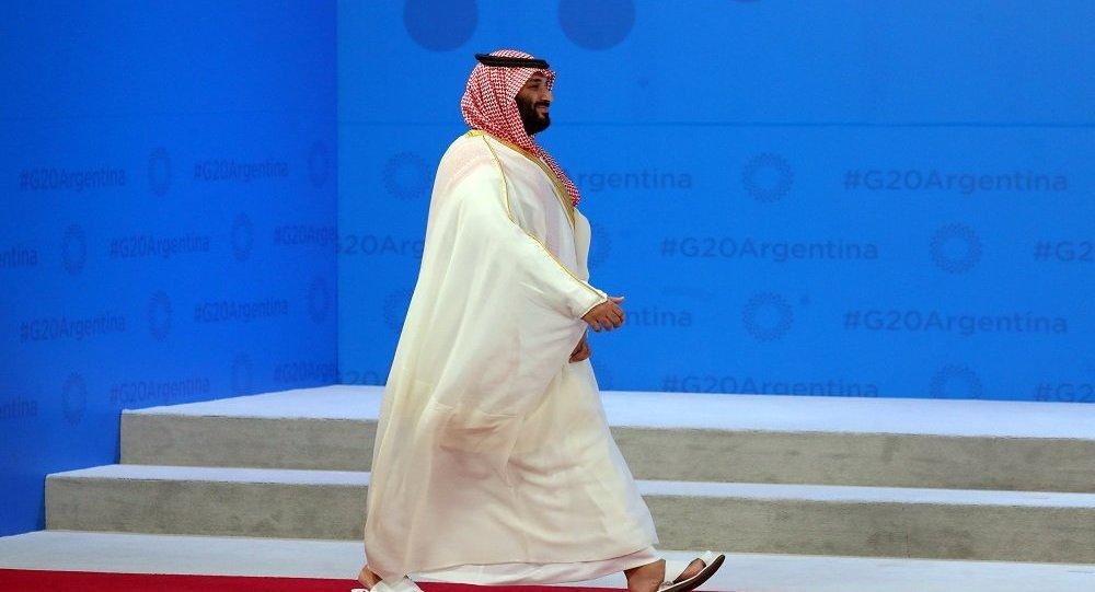 ولي العهد السعودي الأمير محمد بن سلمان أثناء حضوره قمة العشرين في الأرجنتين