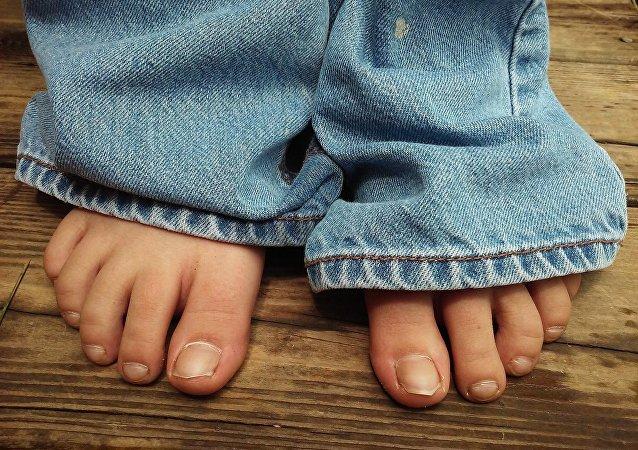 الكشف عن السرطان من خلال النظر إلى أصابع القدم