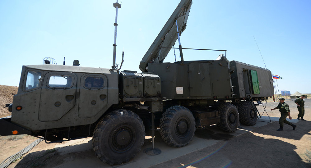 منظومة الدفاع الجوي إس-300بي إس