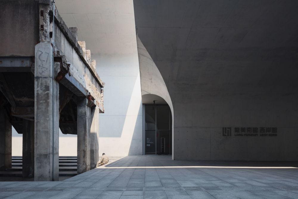 صورة لمتحف لونغ ويست باند (The Long Museum West Bund)، الفائزة في المسابقة