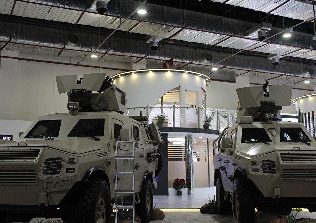 أسلحة سعودية في معرض إيديكس 2018 EDEX-2018 Саудовское оружие