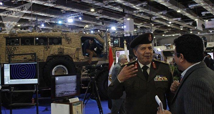 اللواء طه بدوي رئيس مجلس إدارة الشركة العربية العالمية للبصريات