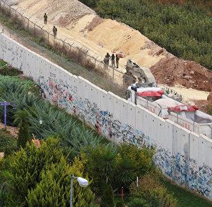 الجيش الإسرائيلي خلال عملية درع الشمال على الحدود اللبنانية