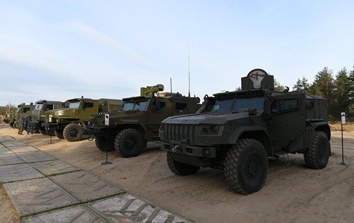 الجيش الروسي يحصل على مركبات قتالية مع نظام الذكاء الاصطناعي