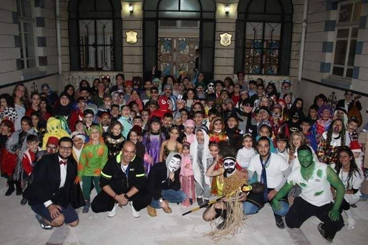 سوريون يحيون عيد البربارة