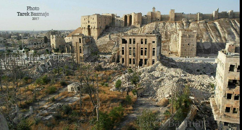 قلعة حلب