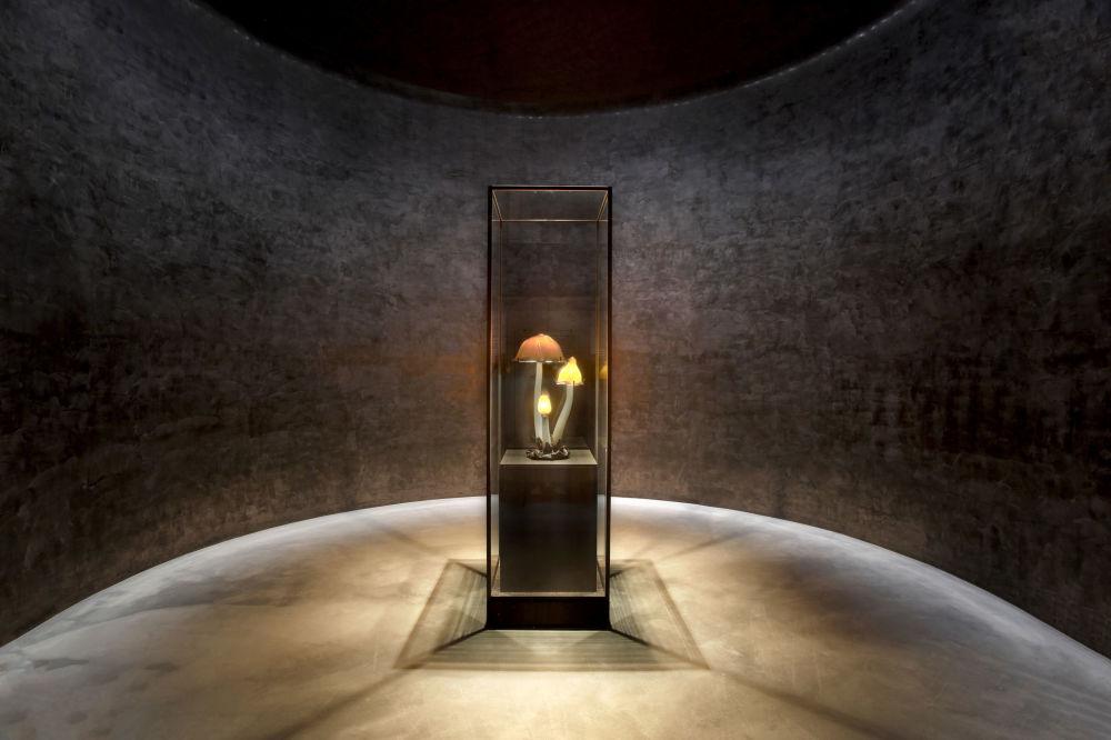 معرض Yumin Art Nouveau في كوريا الجنوبية، حاز على جائزة أفضل تصميم داخلي لعام 2018