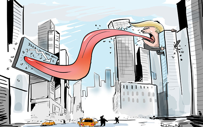 لساني عدوي: تغريدات ترامب تصيب مؤشرات السوق