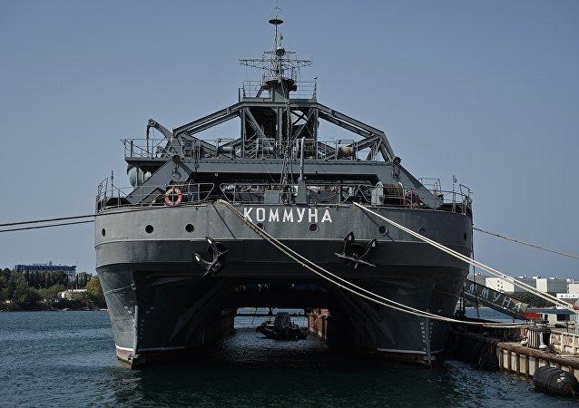 سفينة الإنقاذ كامونا