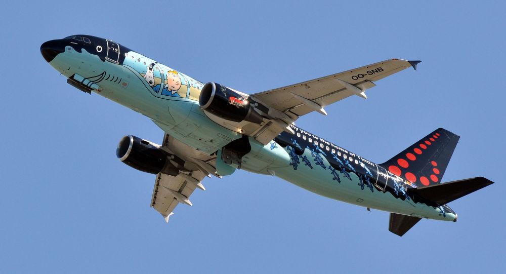 طائرة لشركة روكسل للطيران