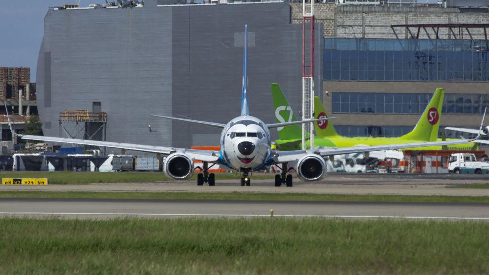 طائرة لشركة الطيران NordStar اليابانية