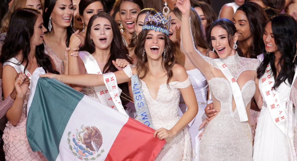 المكسيكية الفائزة بمسابقة ملكة جمال العالم 2018 فانيسا بونز دي ليون