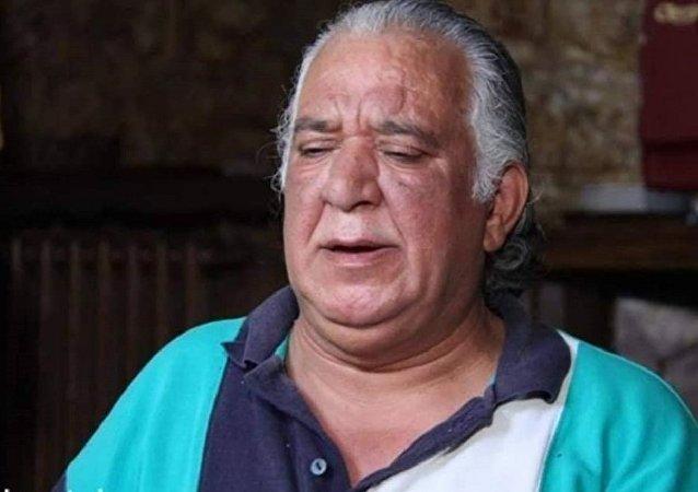 الفنان السوري أكرم التلاوي
