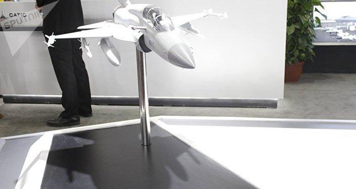 طائرات حربية صينية شاركت في إيديكس 2018