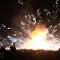 انفجار منطاد