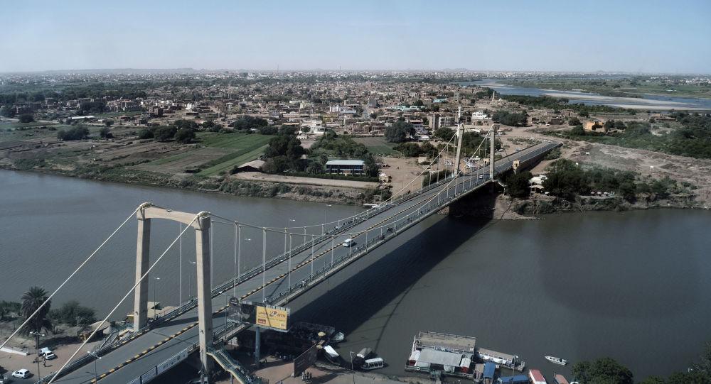 مناظر عامة للمدن العربية - مدينة الخرطوم، السودان