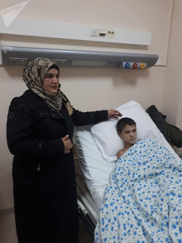 موسكو تفتح باب جديد لعلاج أطفال سورية المصابين والجرحى
