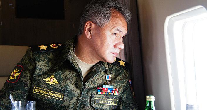 وزير الدفاع سيرغي شويغو يتابع فعاليات تدريب الشرق-2018