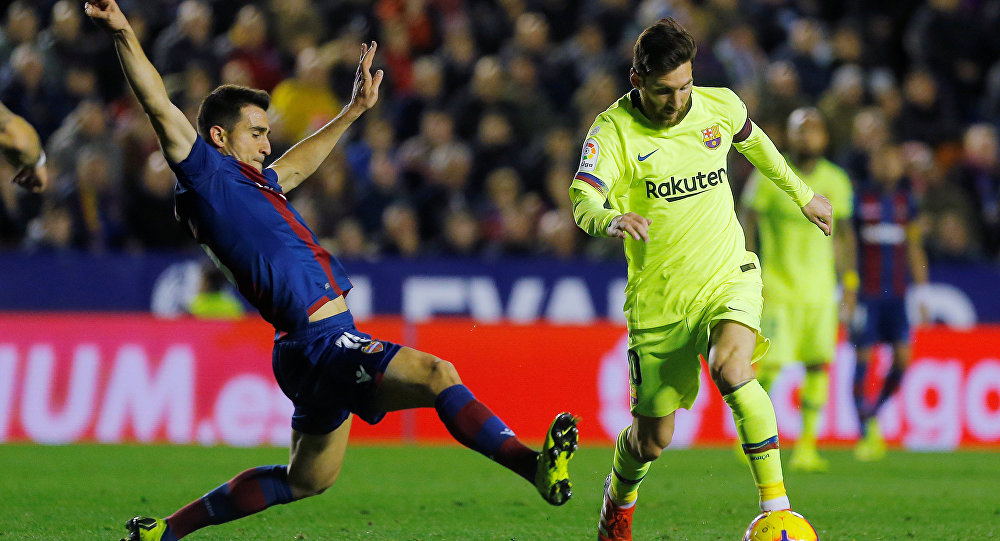 بالفيديو... ملخص مباراة برشلونة وأولمبيك ليون (0-0) في دوري أبطال أوروبا
