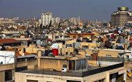 مناظر عامة للمدن العربية - مدينة دمشق، سوريا 10 سبتمبر/ أيلول 2018
