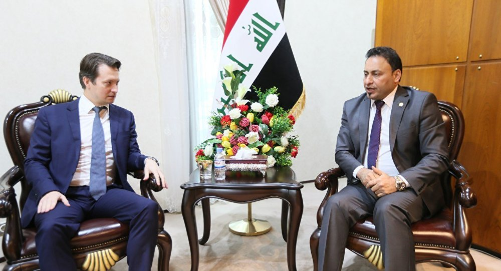 Russian President's envoy discusses activating investment in Iraq 1037579212