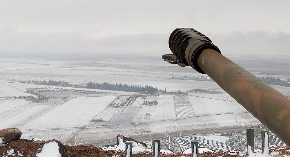 تنظيم القاعدة في منزوعة السلاح يشن هجوما هو الأعنف على الجيش السوري منذ أشهر
