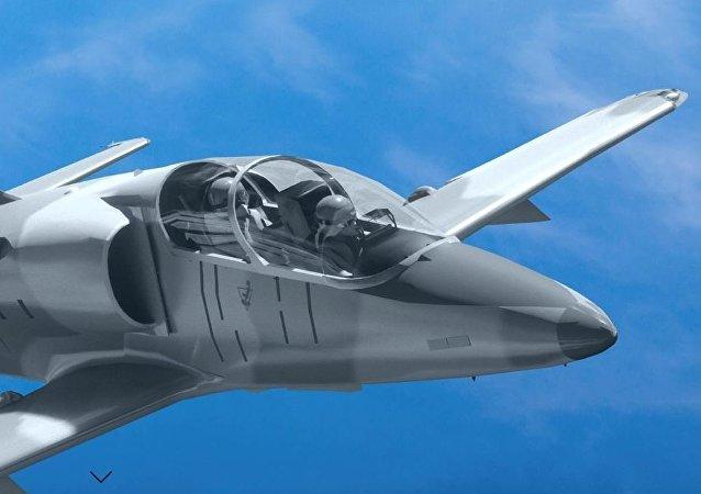 طائرة تدريب تشيكية