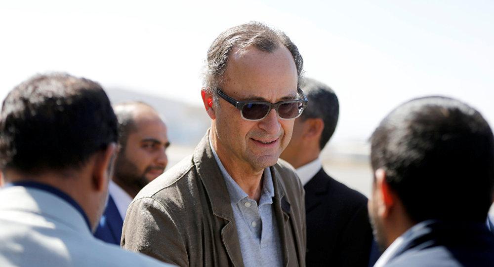 رئيس لجنة الأمم المتحدة لمراقبة وقف إطلاق النار في الحديدة، الجنرال باتريك كامرت