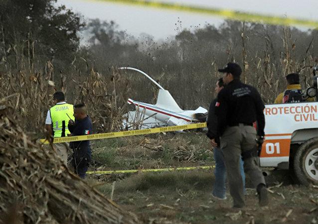 وفاة حاكمة ولاية مكسيكية وزوجها في تحطم هليكوبتر