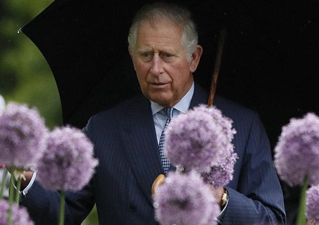 ولي عهد بريطانيا الأمير تشارلز