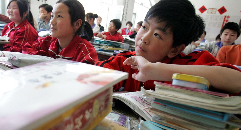 مدرسة في الصين