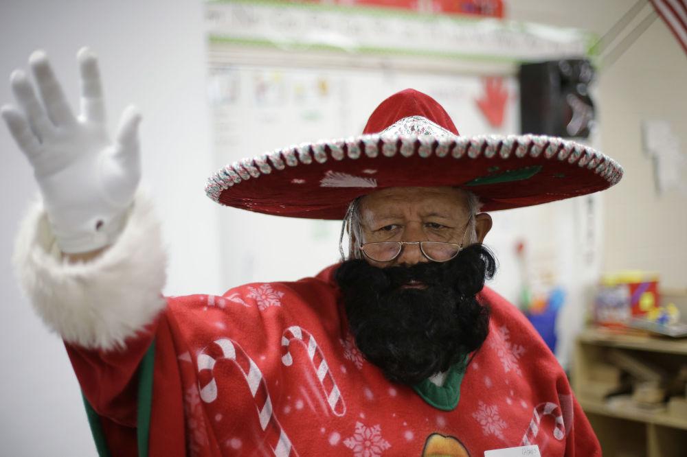 بابا نويل مكسيكي، بانتشو كلاوس