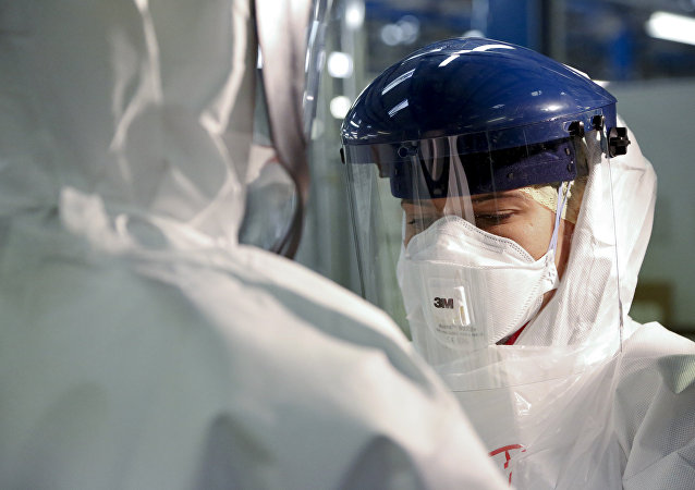 فيروس إيبولا