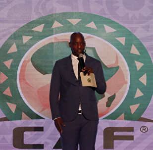 الاتحاد الأفريقي لكرة القدم