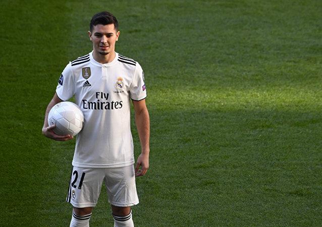لاعب ريال مدريد الجديد ابراهيم دياز