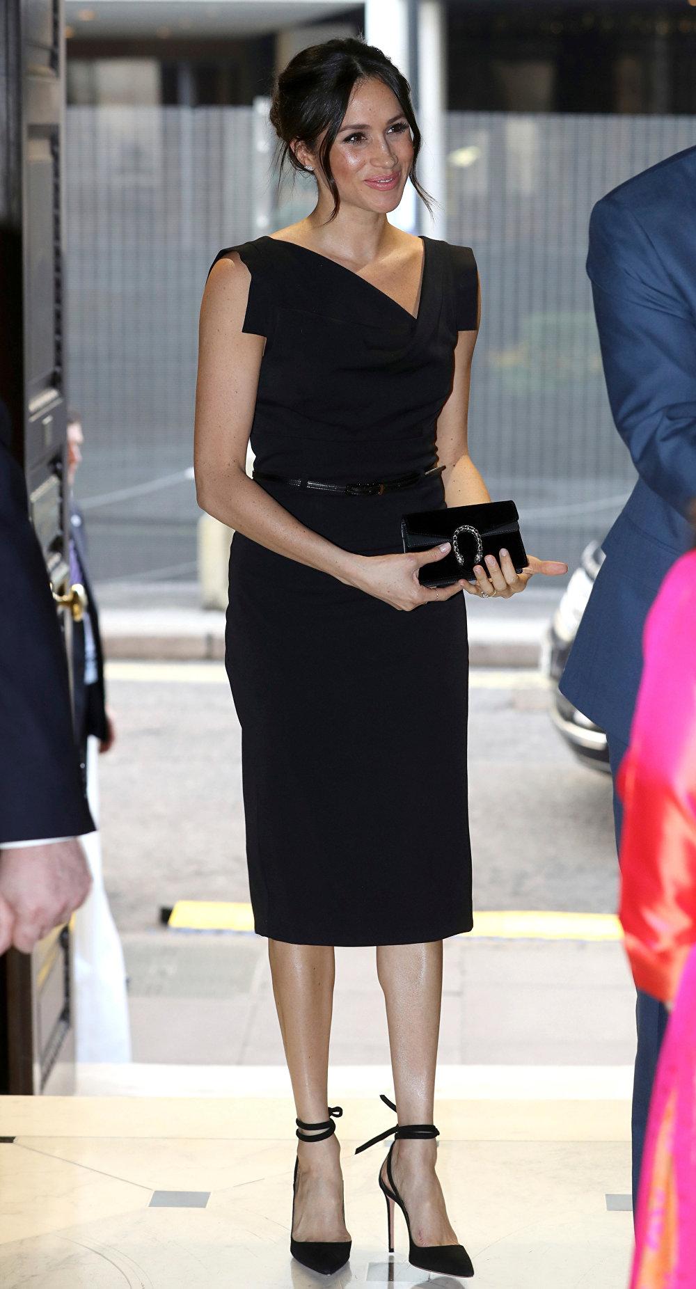 دوقة ساسيكس الأميرة ميغان ماركل