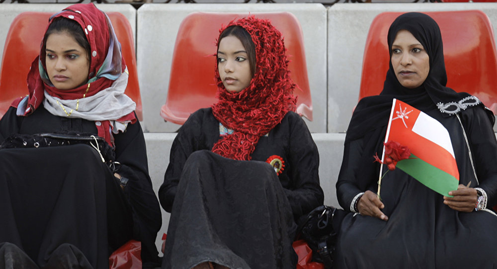 جماهير منتخب عمان