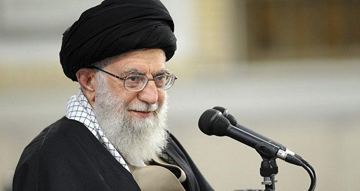 آية الله علي خامنئي، المرشد الأعلى للثورة الإيرانية، 9 يناير/ كانون الثاني 2019