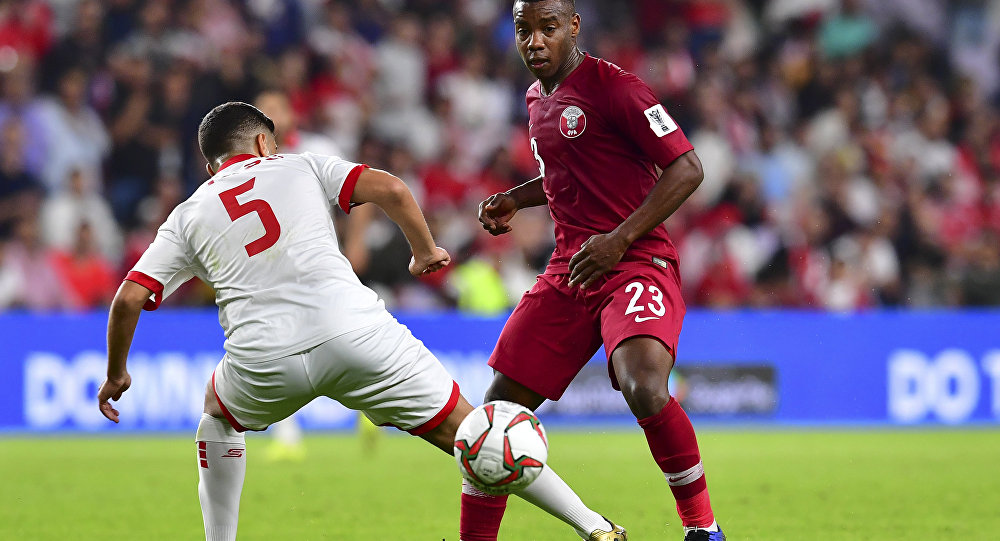 قطر لبنان