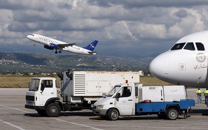 خطوط طيران من ثلاث دول عربية تستعد لاستئناف رحلاتها إلى دمشق