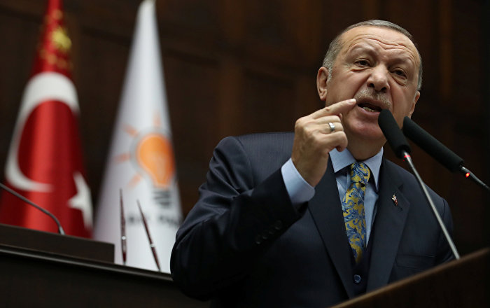 أردوغان: تركيا لن تصغي لأمريكا في مسألة شراء منظومة