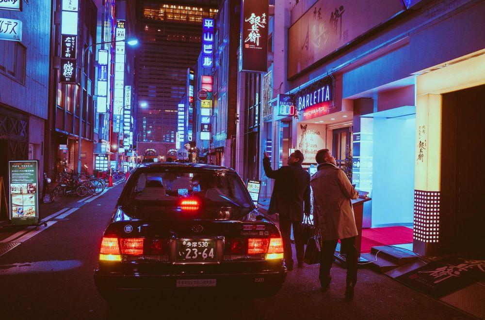 مدينة أوساكا، اليابان