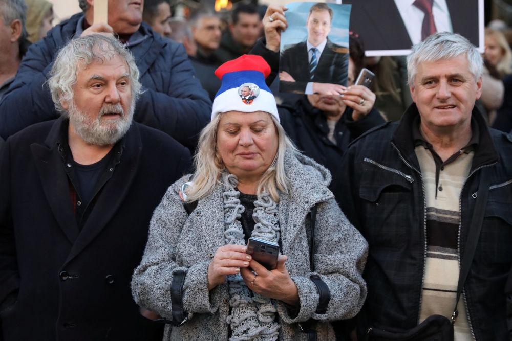 زيارة الرئيس فلاديمير بوتين إلى صربيا، 17 يناير/ كانون الثاني 2019