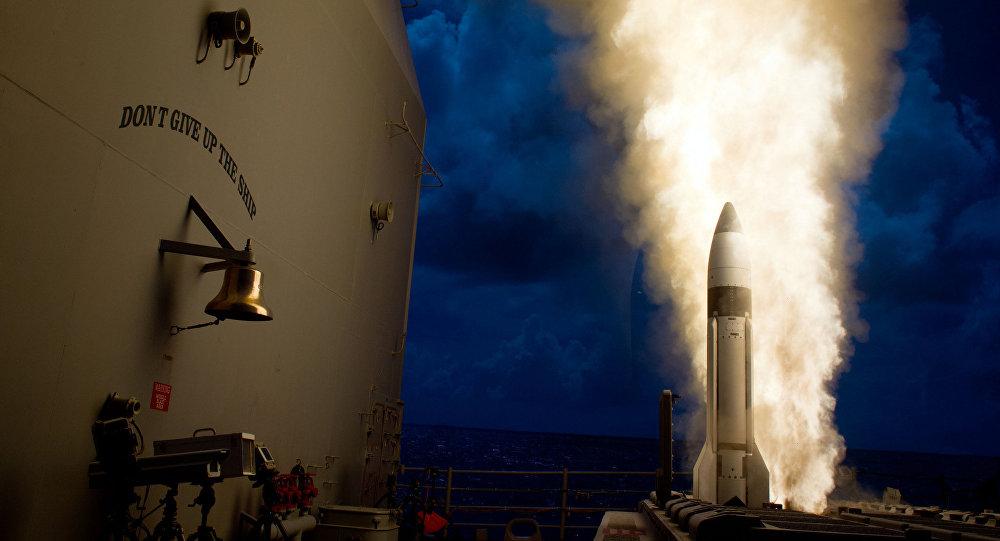 صاروخ SM-3 Block 1B