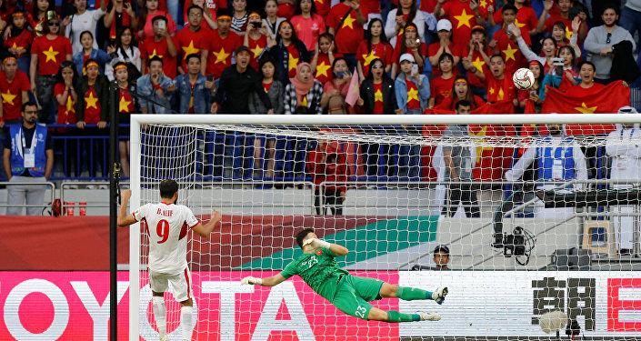 مباراة الأردن و فيتنام