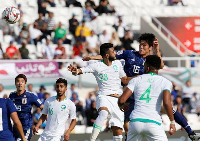 مباراة السعودية واليابان في كأس آسيا 2019