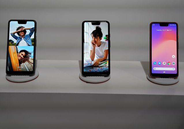 الهواتف الذكية بيكسل 3 و بيكسل 3 اك ال من شركة غوغل