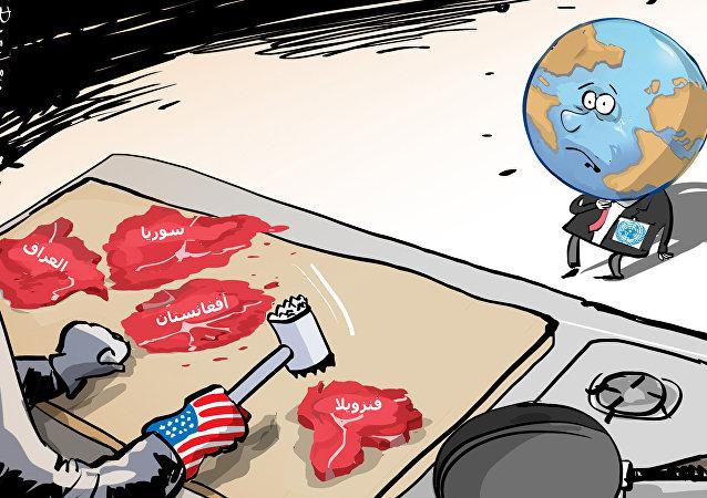التدخل الأمريكي في فنزويلا