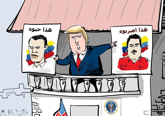 البيت الأبيض يحذر من أي عنف أو ترويع ضد الدبلوماسيين الأمريكين في فنزويلا